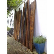 Mutare can source original salvage timbers to create  bespoke storage/furniture.