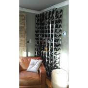 Mutare's High Chrome Wine Store...we can source unusual contemporary pieces, creating great impact!
