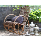 Provence Rattan Rocking Chair