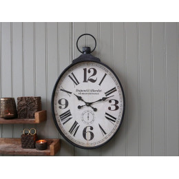 Large Pocket Watch wall Clock