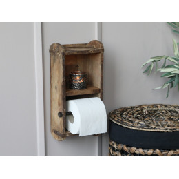 Toilet Paper Holder of Brick Mould