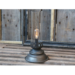 French Lamp incl Bulb