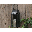 French style Black Wall Lantern