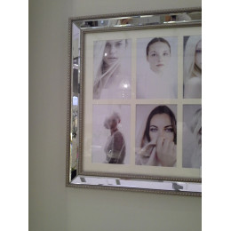 Luxury Silver Edge Photoframe 6