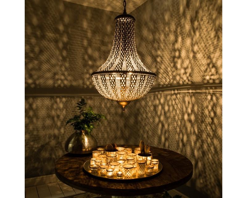 Moroccan lamp shade ceiling patrofiloclub maitland hanging moroccan lantern aloadofball Image collections