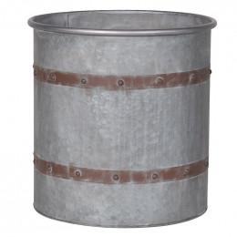 Metal Planter Bin