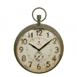 Nostalgic Paris Wall Clock