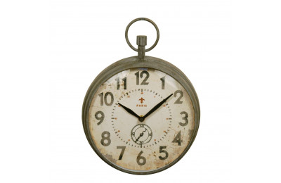 Nostalgic Paris Wall Clock
